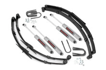 4in Toyota Suspension Lift System (64-80 FJ40 Land Cruiser 4WD)