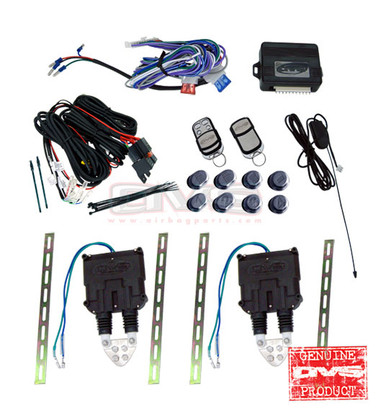 avs shaved door kit universal w wiring harness 8 channel. Black Bedroom Furniture Sets. Home Design Ideas