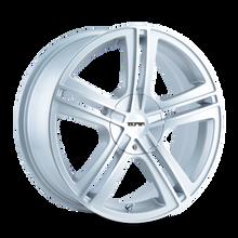 Touren TR62 HyperSilver/Machined Face/Machined Lip 16X7 5-112/5-120 40mm 72.62mm