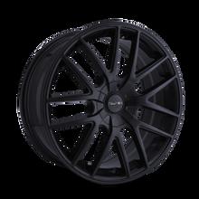 Touren TR60 Full Matte Black 16x7 5-105/5-114.3 42mm 72.62mm