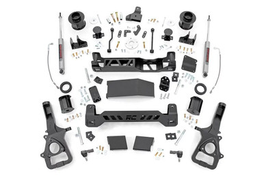 6in Dodge Suspension Lift Kit (2019 Ram 1500 4WD)