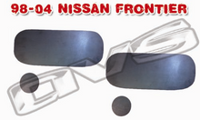 98-04 Nissan Frontier AVS Shaved Door Handle Filler Plate