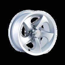 Ion Trailer Wheels 16 Hypersilver 14x6 5-114.3 0mm 83.82mm