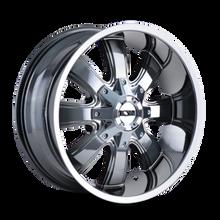 ION 189 PVD2 Chrome 17X9 5-127/5-139.7 18mm 87mm