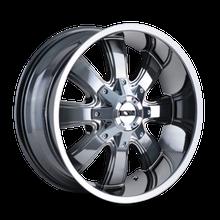 ION 189 PVD2 Chrome 20X9 8-165.1/8-170 0mm 130.8mm