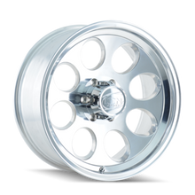 Ion 171 Polished 16X8 5-139.7 -5mm 108mm