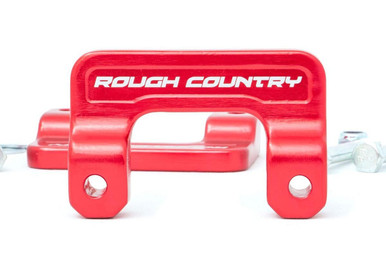 2IN GM Leveling Lift Kit - Red Billet Aluminum (07-19 1500 PU/SUV)