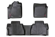 Heavy Duty Floor Mats (Front/Rear) (12-13 Toyota Tundra)