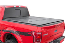 Toyota Hard Tri-Fold Bed Cover (16-18 Tacoma)(5' Bed w/ Cargo Management System)