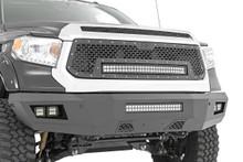 Toyota Heavy-Duty Front LED Bumper (14-18 Tundra)