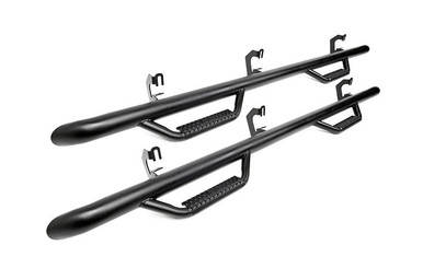Wheel to Wheel Crew Cab Nerf Steps (07-13 Chevy/GMC 1500)(5 ft 5 in Bed)
