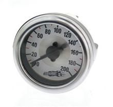 Easystreet Single Needle Air Pressure Gauge 200psi