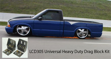 drag blocks on chevy s10