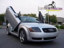 Vertical Doors 1999-2006 Audi TT Bolt on Lambo Door Kit