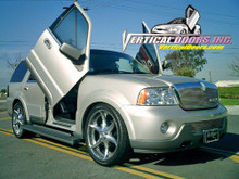 Vertical Doors 2003-2005 LINCOLN NAVIGATOR Bolt on Lambo Door Kit