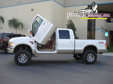 1999-2008 FORD F350/F250/SUPERDUTY Bolt on Lambo Door Kit