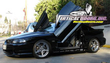 Vertical Doors  1994-1998 FORD MUSTANG  Bolt on Lambo Door Kit