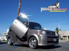 Vertical Doors 2004-2006 SCION XB Bolt on Lambo Door Kit