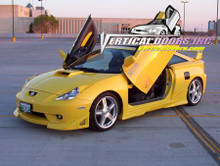 Vertical Doors 2000-2005 TOYOTA CELICA Bolt on Lambo Door Kit