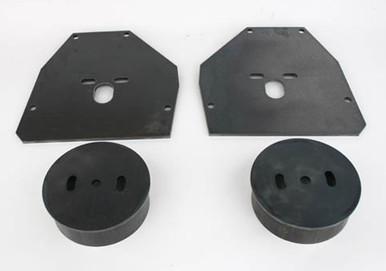 63-87 Full Size Chevy Single Port Brackets