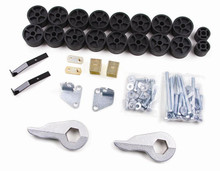 "1999-02 Chevy/GMC Silverado/Sierra 1500 4WD 3.5"" Lift Combo Kit"