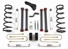 "03-07 Dodge 3/4,1 Ton 4wd Diesel&Gas,3.5"" Rear Axle, 5"" Lift Kit Shock"