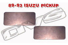 1989-1993 Isuzu Pickup Door Handle Fillers