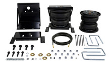 2004-2009 Chevy C4500 Cutaway Chassis Rear Helper Bag Kit