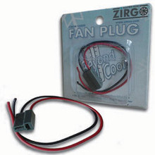 Zirgo Cooling Fan Wiring Harness