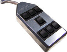 AVS ARC-7 Switch Rocker Series Chrome