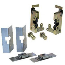 Locking Large Bear Claw Latch Combo Kit