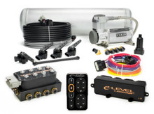 Dual Compressor E-Level Air Management Package with Touchpad