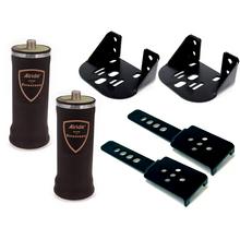 "AIRoverLeaf - 2000lb sideframe / 2.5"" leaf bracket kit"