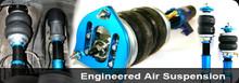 01-05 Audi A4 Quattro AirREX Complete Air Suspension System