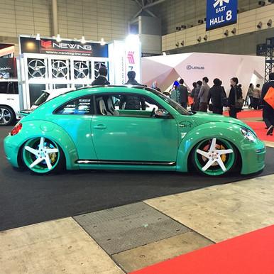 98 11 volkswagen beetle airrex complete air suspension system