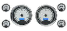 Universal 6 Gauge Round, Analog VHX Instruments