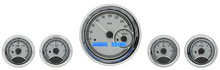 Universal 5 Gauge Round, Analog VHX Instruments