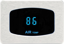 Odyssey Series I Ambient Air Temp