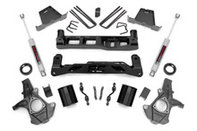 7in GM Suspension Lift Kit (14-17 Sierra/Silverado 1500 2WD)