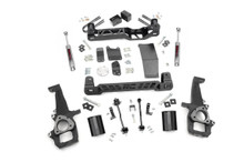 6in Dodge Suspension Lift Kit (06-08 Ram 1500 4WD)