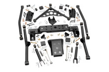 4in Jeep Long Arm Upgrade Kit (99-04 Grand Cherokee WJ 4WD)