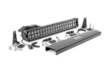 20-IN Cree LED Light Bar (Dual Row / Black Series)