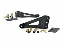 GM Pickup 50 Inch Straight Light Bar Upper Windshield Mount