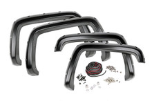 14-15 GMC Sierra 1500 Pocket Fender Flares w/Rivets
