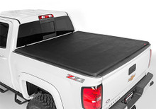 """Ford Soft Tri-Fold Bed Cover(99-16 F250/350-6'5""""Bed)"""