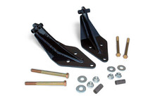 99-04 Ford F250 Super Duty Front Dual Shock Kit