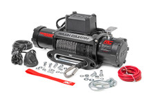 9500 Pound Steel Rope Electric Winch