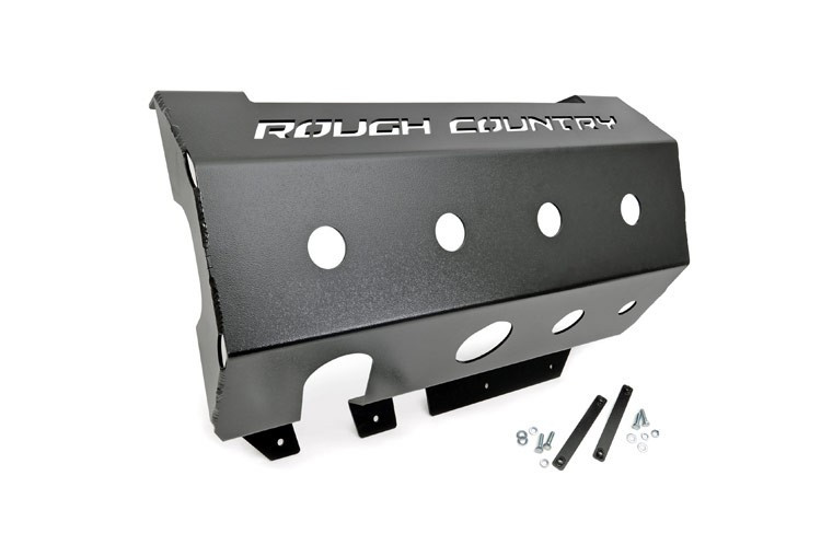 rough country skid plate