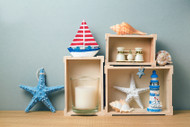 How to Bring the Motion of the Ocean to Your Home With Interesting Nautical Decor Ideas
