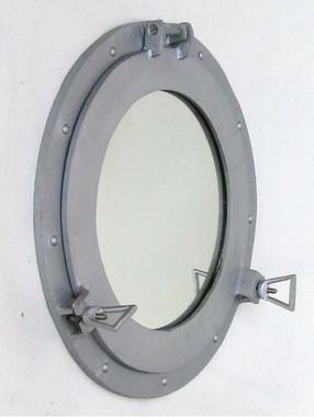 Silver Portholes